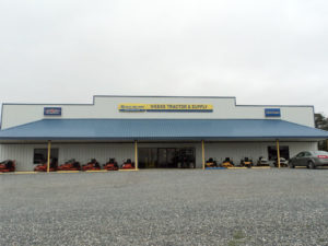 About Weeks Tractor - Storefront