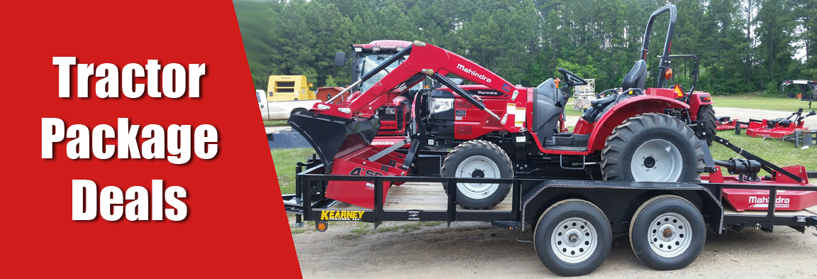 Tractor Package Specials at Weeks Tractor