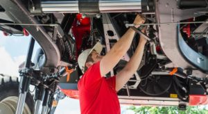 Service Your Equipment with Weeks Tractor
