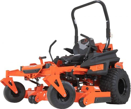 winter mower maintenance in Louisiana